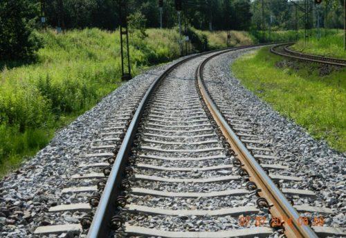 Bocznica kolejowa ALSTOM Chorzów
